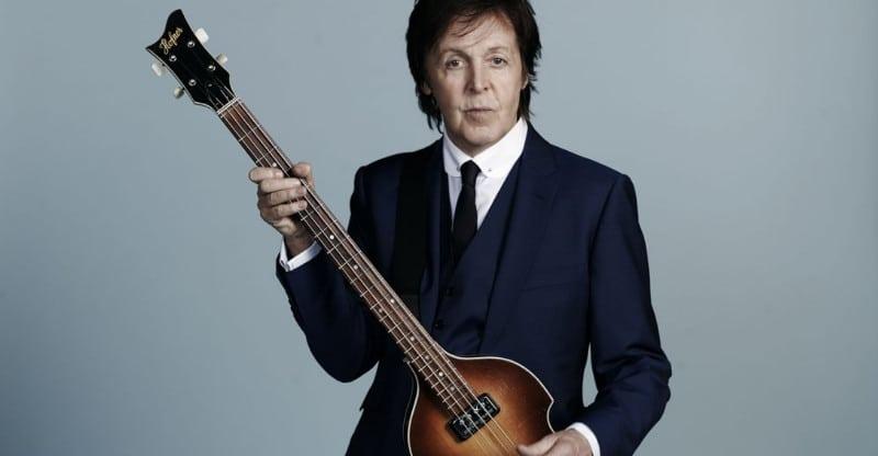 Paul McCartney annonce la sortie prochaine de son nouvel album avec 2 singles