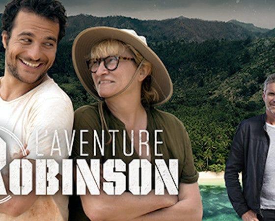"""Amir et Christine Bravo au casting de """"L'Aventure Robinson"""""""