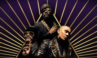 "Les Black Eyed Peas de retour avec le clip du single ""Get It"""
