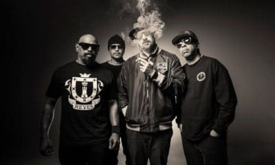 "Les membres de Cypress Hill dévoilent le single de ""Band Of Gypsies"""