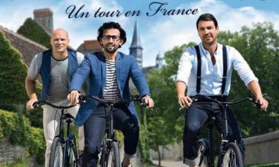 """Les Stentors de retour avec un nouvel album baptisé """"Un tour en France"""""""