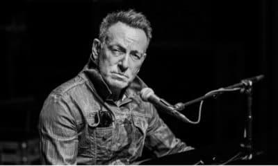 """Le spectacle """"Springsteen On Broadway"""" diffusé sur Netflix"""