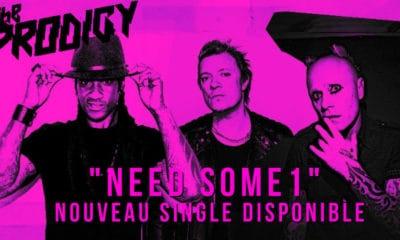 """The Prodigy dévoilent le clip du single """"Need Some1"""""""