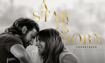 """La bande originale du film évènement """"A Star Is Born"""" avec Lady Gaga et Bradley Cooper sortira le 5 octobre 2018"""