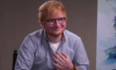 Ed Sheeran annonce qu'il a épousé en secret Cherry Seaborn