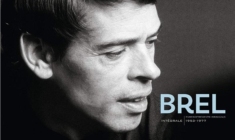 Un coffret 21 CD, comprenant l'intégralité des enregistrements de Jacques Brel, sortira le 28 septembre 2018