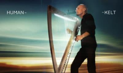 """Alan Stivell est de retour avec """"Human Kelt"""", un nouvel opus à paraître le 26 octobre prochain"""