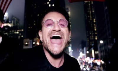 Bono contraint d'abandonner son concert après une extinction de voix fulgurante
