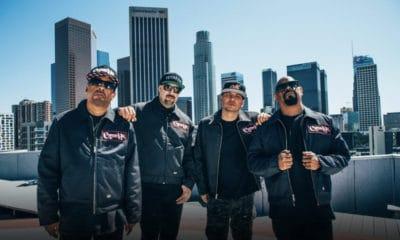 """Huit ans après la sortie de """"Rise Up"""", Cypress Hill signe son grand retour avec l'album """"Elephants On Acid"""""""