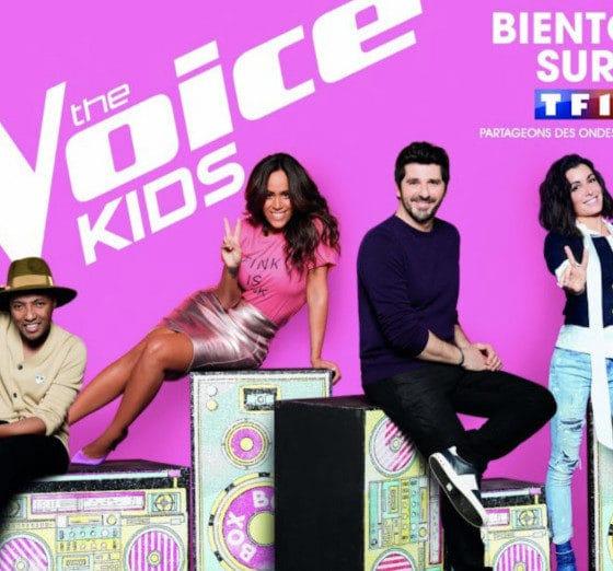 Les coachs de la cinquième saison de The Voice Kids se confient avec bienveillance sur cette nouvelle aventure