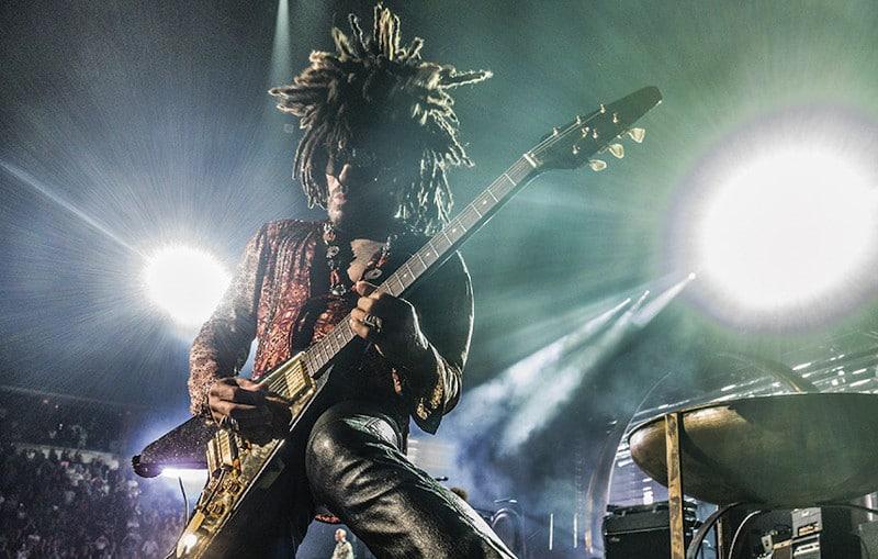 Lenny Kravitz en tournée dans toute la France en mai et juin 2019 6