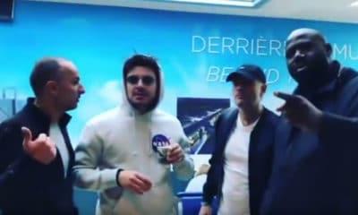 Découvrez la vidéo parodique de Jamel Debbouze et Kev Adams sur la bagarre entre Booba et Kaaris.