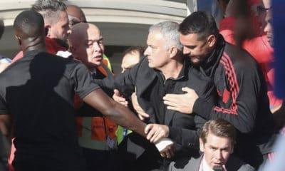 Samedi 20 octobre, José Mourinho a littéralement pété un plomb lors du match opposant Manchester City à Chelsea