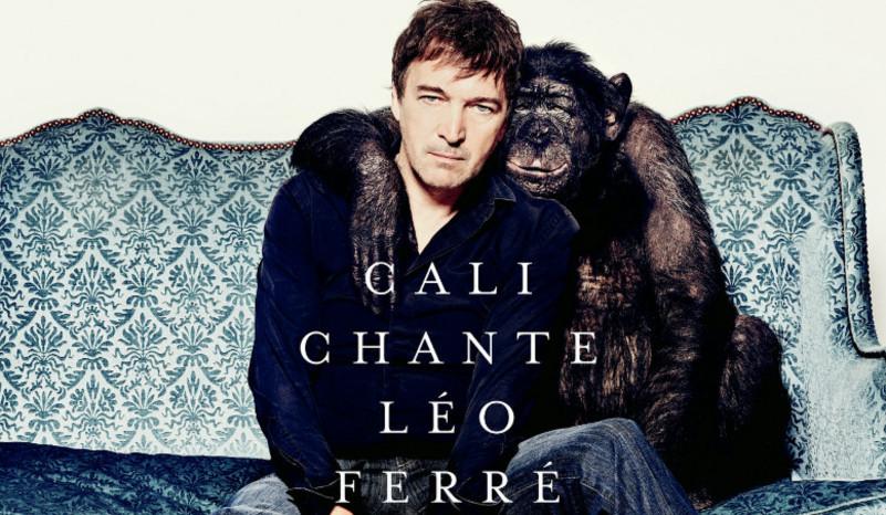 Léo Ferré est intemporel et unique, l'occasion pour Cali de faire revivre cet artiste d'exception au travers d'un album hommage