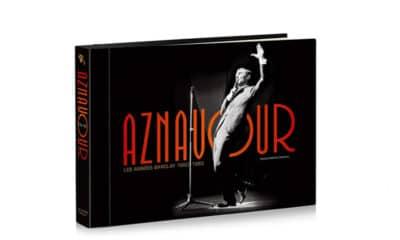 """Le coffret """"Les années Barclay"""" retrace les deux décennies de Charles Aznavour au sein du label Barclay"""