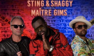 Découvrez le clip de Sting, Shaggy et Maître Gims, inspiré des séries télévisées et autres films policier