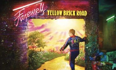 """La tournée d'adieu d'Elton John, baptisé """"Farewell Yellow Brick Road"""""""" passera par la France pour 4 dates prévus entre le 18 et le 23 juin 2019"""