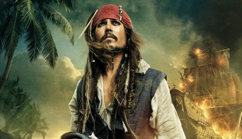 """L'aventure """"Pirates des Caraïbes"""" c'est bel et bien fini pour Johnny Depp qui vient d'être remercié"""