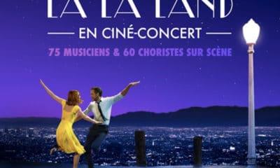 """Redécouvrez le film culte """"La La Land"""" en ciné-concert à la Seine Musicale les 29 et 30 décembre 2018"""