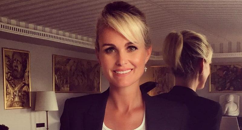 Laeticia Hallyday sera l'invitée d'Anne-Laure Coudray au journal de 20h de TF1 le 19 octobre prochain