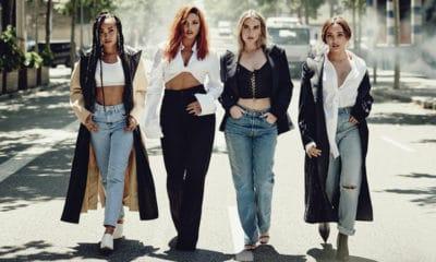 """Little Mix et Nicki Minaj dévoilent le clip de """"Woman Like Me"""", extrait du nouvel album du groupe baptisé """"LM5"""""""