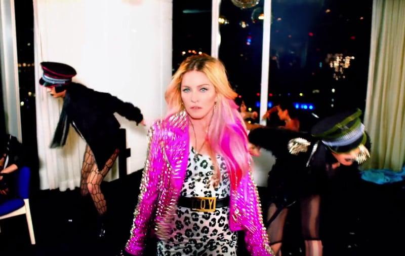 Interviewée par un célèbre quotidien féminin américain, Madonna annonce un nouvel album pour 2019