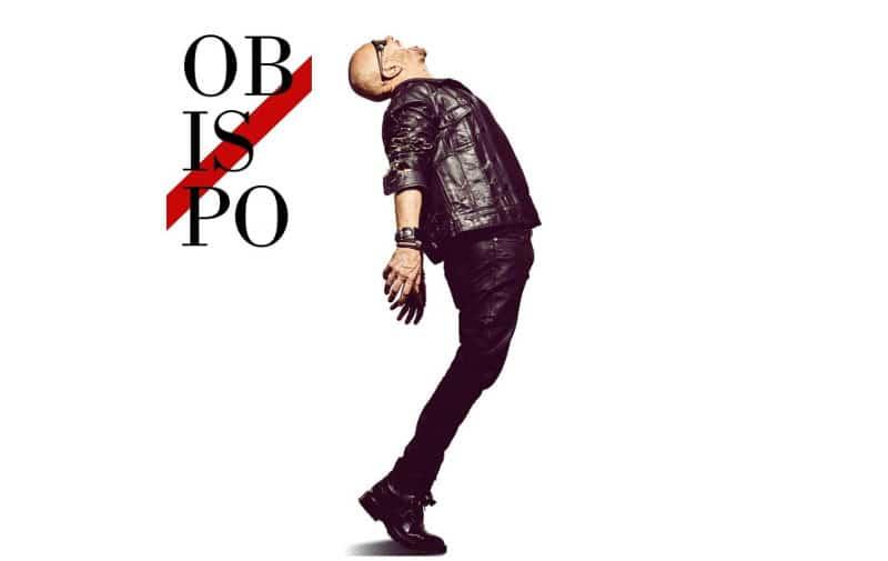 """Deux ans après """"Billet de femme"""", Pascal Obispo est de retour avec un nouvel album éponyme"""