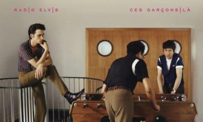"""Ce mardi 9 octobre, le trio Radio Elvis est de retour avec un deuxième album studio baptisé """"Ces garçons là"""""""
