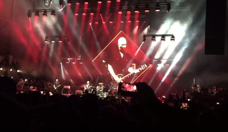 Les ex-membres encore vivants de Nirvana se sont réunis ce week-end pour un concert surprise