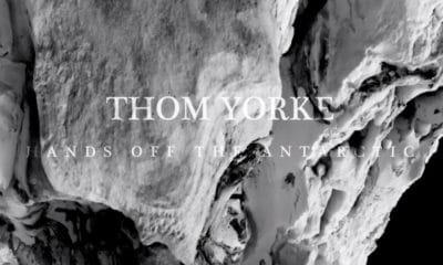 Thom Yorke s'est associé avec Greenpeace dans un combat pour la protection de l'Antarctique