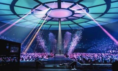 """""""Le 13 Tour"""" d'Indochine en direct de l'Accorhotels Arena le vendredi 16 novembre dès 21 heures sur TMC"""