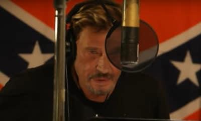 Jean-Baptiste Guégan, le sosie vocal de Johnny Hallyday, va enregistrer des chansons inédites écrites pour le Taulier