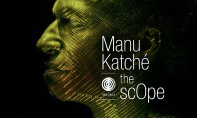 """Manu Katché annonce la sortie de """"The Scope"""", son nouvel album à paraître le 1er février 2019"""