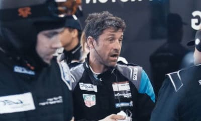 Retrouvez l'acteur Patrick Dempsey dans une émission spéciale d'Automoto le dimanche 2 décembre 2018