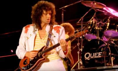 Brian May sort une chanson hommage à la Nasa