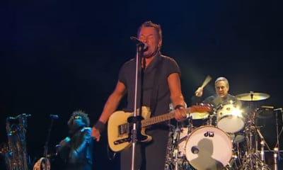 C'est dans une interview accordée au Times que Bruce Springsteen a annoncé une nouvelle tournée pour 2019 avec le E Street Band