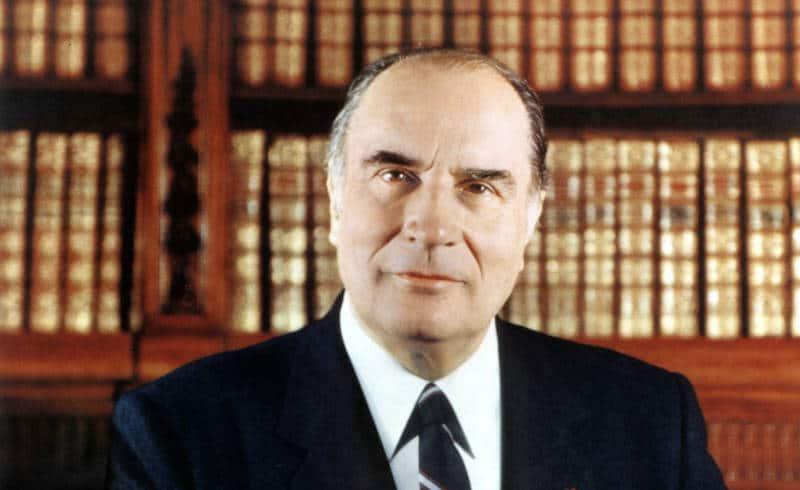 François Mitterrand à l'origine de la comédie musicale Notre Dame de Paris