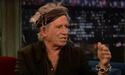 Keith Richards arrête la picole