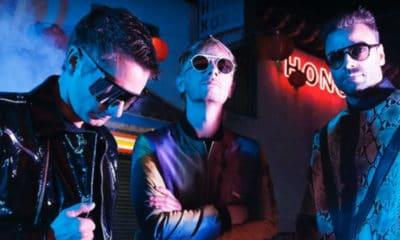 Actuellement en pleine promotion de son nouvel album, le groupe Muse a repris un tube mythique des années 80