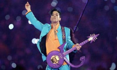 Des albums de Prince pour la première fois en vinyle