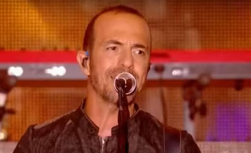 Le concert de Calogero à l'Olympia retransmis en direct sur TMC