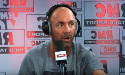 Énorme clash entre Christophe Dugarry et Daniel Riolo en direct sur RMC