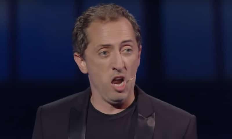 Accusé de plagia, une salle de spectacle bannit Gad Elmaleh