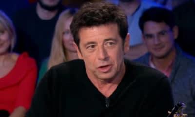 Patrick Bruel réitère son soutien aux Gilets Jaunes