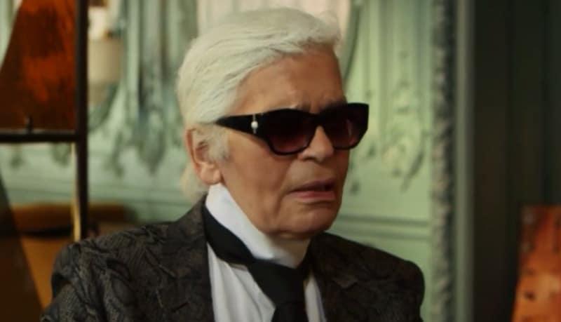 Le couturier Karl Lagerfeld s'est éteint à l'âge de 85 ans