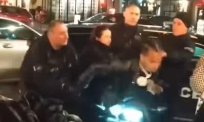 Le rappeur Kalash interpellé après plusieurs accrochages sur les Champs-Élysées