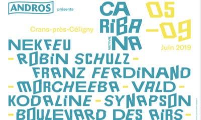 Découvrez le programme complet du Caribana Festival 2019