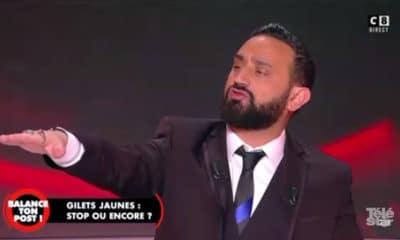 Exaspéré, Cyril Hanouna menace de virer du plateau l'avocat des Gilets Jaunes