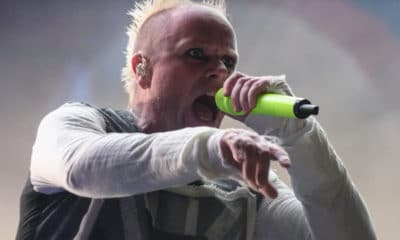 Keith Flint, le chanteur du groupe The Prodigy est décédé