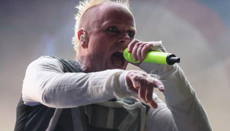 Keith Flint, le chanteur du groupe The Prodigy est décédé
